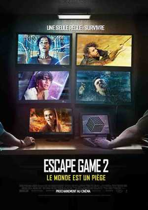 Escape room 2 - Thriller, Horror