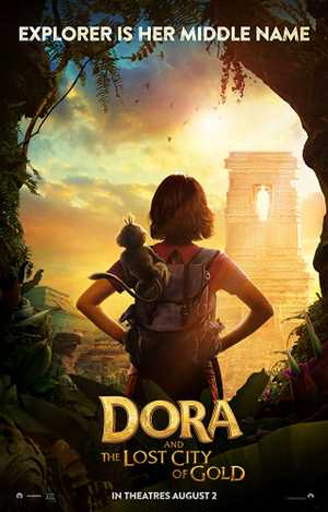 Dora and the Lost City of Gold - Family, Adventure