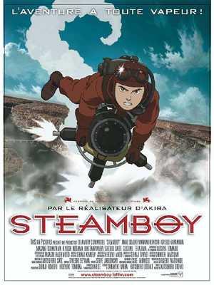Steamboy - Animation (modern)