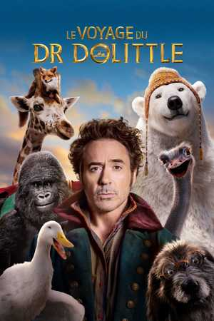 The Voyage of Dr.Dolittle - Comedy, Family, Fantasy