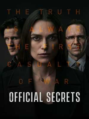 Official Secrets - Biographical, Drama