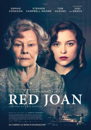 Red Joan - Crime, Drama