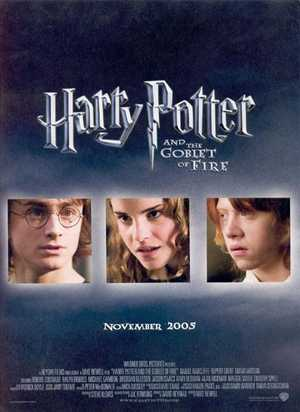 Harry Potter and the Goblet of Fire - Family, Adventure, Fantasy
