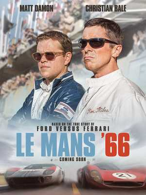 Le Mans 66 - Biographical, Action, Drama