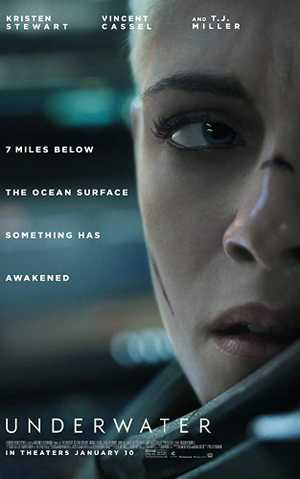 Underwater - Action, Drama, Horror