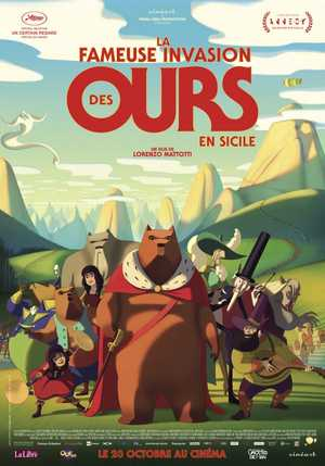 La Fameuse Invasion des Ours en Sicile - Animation (modern)