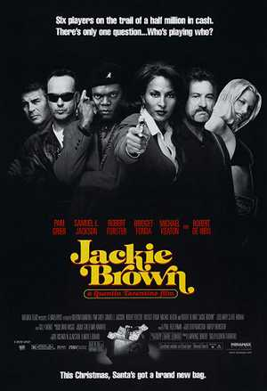 Jackie Brown - Crime, Drama