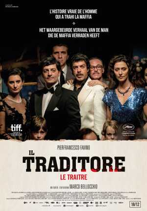 Il Traditore - Biographical, Crime