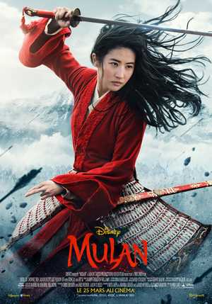 Mulan - Family, Drama, Adventure