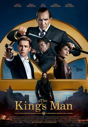 Kingsman 3 - Action, Comedy, Adventure