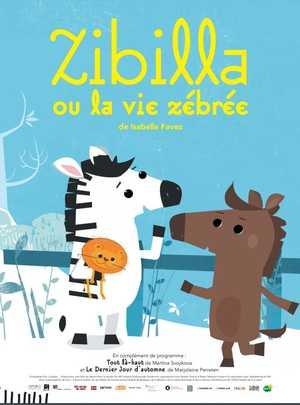 Zibilla staat op haar Strepen - Animation (modern)