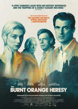 The Burnt Orange Heresy - Action, Thriller, Drama