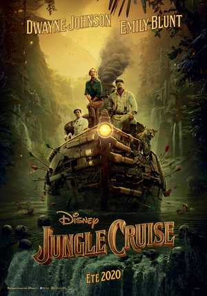Jungle Cruise - Family, Adventure