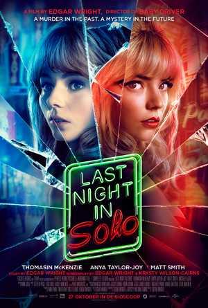 Last Night in Soho - Horror, Drama