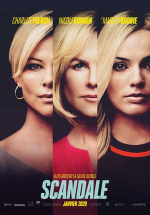 Bombshell - Biographical, Drama