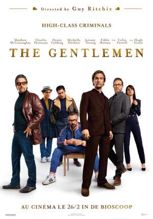 The Gentlemen - Action, Crime