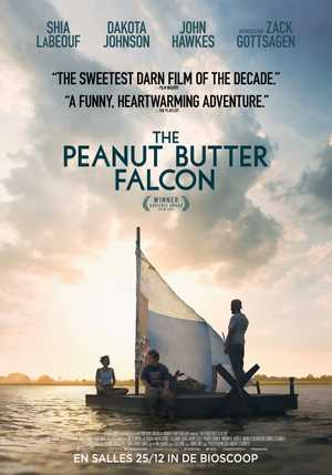 The Peanut Butter Falcon - Melodrama, Adventure