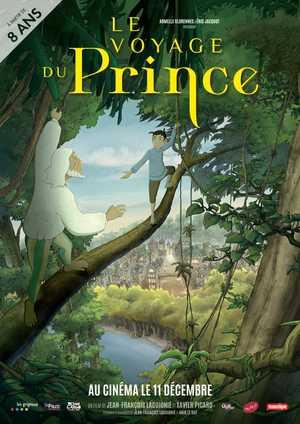 Le Voyage du Prince - Animation (modern)