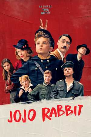 Jojo Rabbit - War, Melodrama