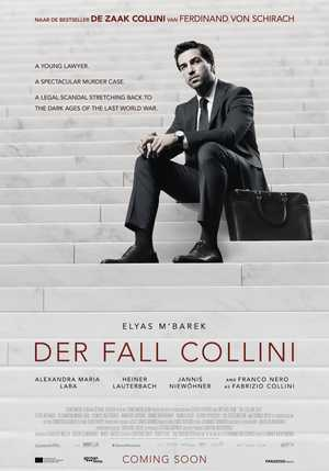 The Collini Case - Crime, Drama