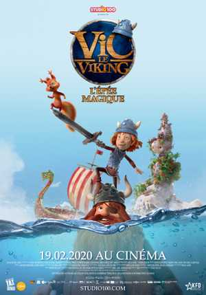 Vic the Viking and the Magic Sword - Family, Animation (modern)