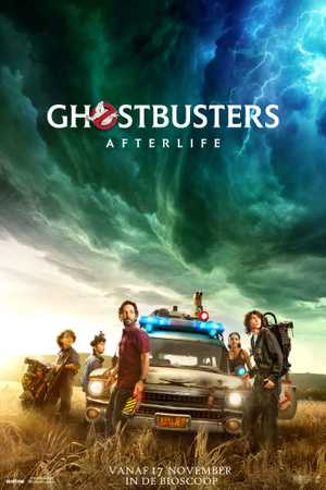 Ghostbusters: Afterlife - Action, Comedy