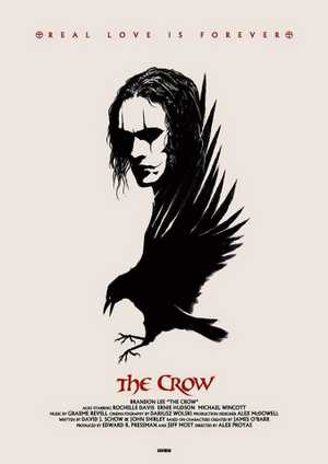 The Crow - Horror, Fantasy, Drama