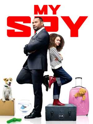 My Spy - Family, Action, Comedy