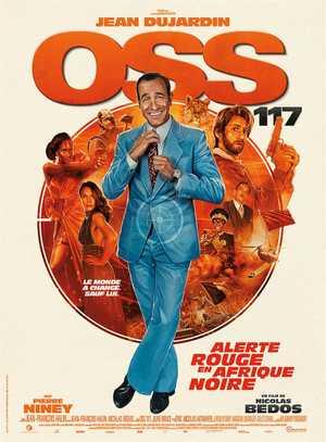 OSS: 117: Alerte Rouge en Afrique Noire - Comedy, Adventure