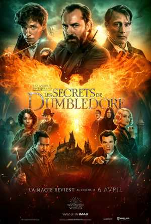 Fantastic Beasts and Where to Find Them 3 - Adventure, Family, Fantasy