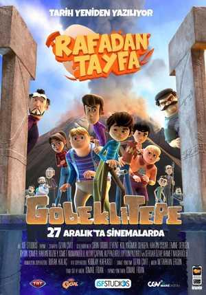 Rafadan Tayfa Göbeklitepe - Animation (modern), Adventure