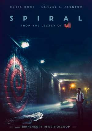 Spiral : From the Legacy of Saw - Horror