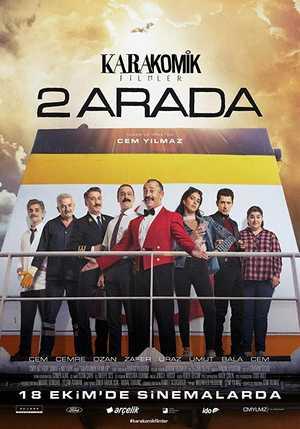 Karakomik Filmler: 2 Arada - Melodrama
