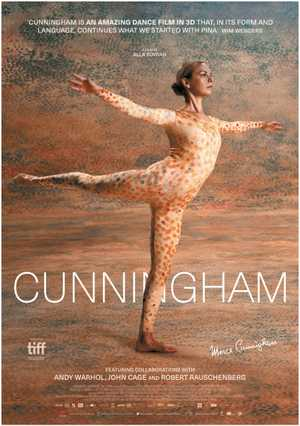 Cunningham - Biographical, Documentary