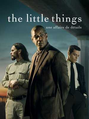 The Little Things - Thriller, Crime, Action