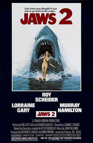 Jaws 2 - Adventure, Horror