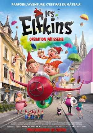De Elfkins - Een klein bakfestijn - Animation (modern)