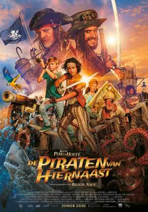 De Piraten Van Hiernaast - Adventure, Family
