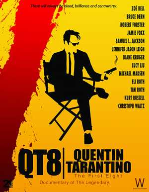 21 Years: Quentin Tarantino - Documentary