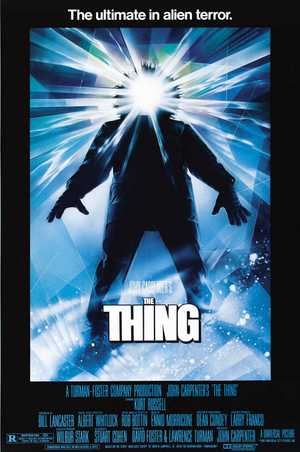 The Thing - Fantasy, Thriller, Horror, Science Fiction