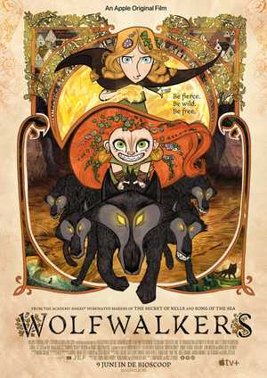 WolfWalkers - Family, Adventure, Animation (modern)