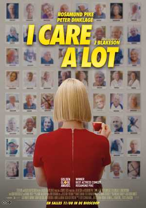 I Care a Lot - Thriller, Crime