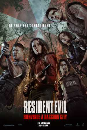Resident Evil: Welcome to Raccoon City - Action, Horror