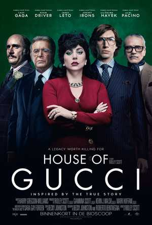 House of Gucci - Crime, Thriller