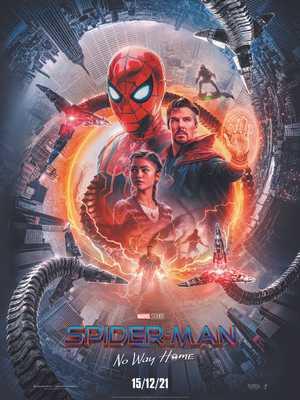 Spider-Man: No Way Home - Science Fiction, Adventure