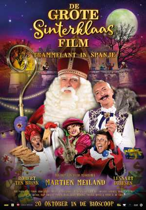 De Grote Sinterklaasfilm: Trammelant in Spanje - Family