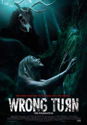 Wrong Turn - Horror