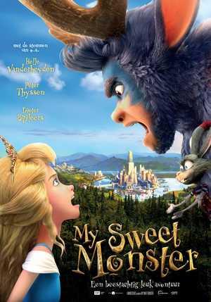 My Sweet Monster - Family, Animation (modern)