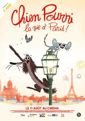 Chien Pourri, la vie à Paris! - Animation (modern), Family