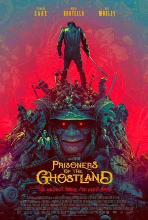 Prisoners of the Ghostland - Action, Thriller, Horror